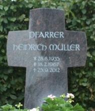 1. Jahrgedächtnis für Pfarrer Heinrich Müller