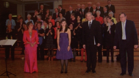 Konzert des Kirchen- und Frauenchors
