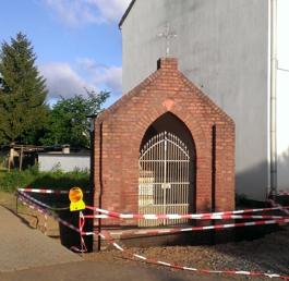 Sanierung der Lürken-Kapelle begonnen