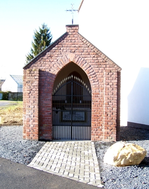 Lürkenkapelle in neuem Glanz