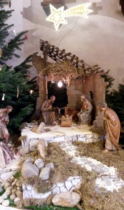 Gesegnete Weihnachten !!!